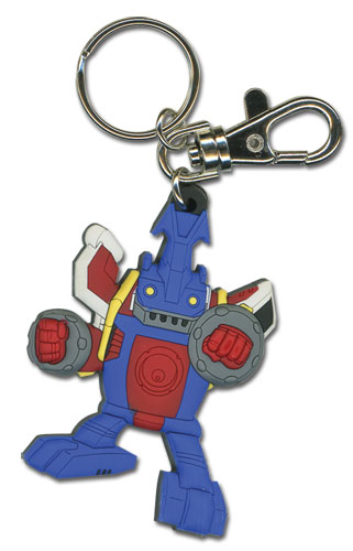 Digimon - Balliston Pvc Keychain officially licensed product at B.A. Toys.