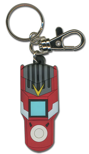 Digimon - Fusion Loader Pvc Keychain officially licensed product at B.A. Toys.