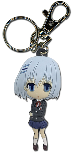 Date A Live - Tobiichi Pvc Keychain, an officially licensed product in our Date A Live Key Chains department.