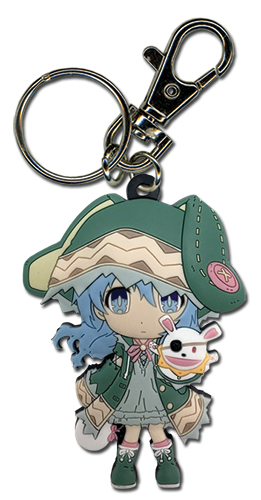 Date A Live - Yoshino Pvc Keychain, an officially licensed product in our Date A Live Key Chains department.