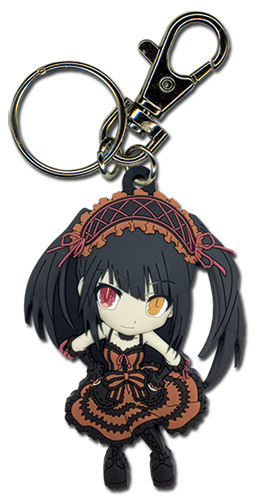 Date A Live - Kurumi Pvc Keychain, an officially licensed product in our Date A Live Key Chains department.