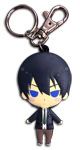 Free! - Haruka Sd Pvc Keychain, an officially licensed product in our Free! Key Chains department.