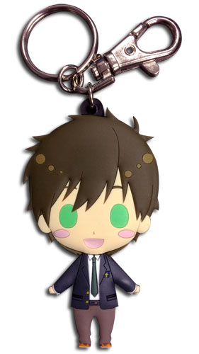 Free! - Makoko Sd Pvc Keychain, an officially licensed product in our Free! Key Chains department.