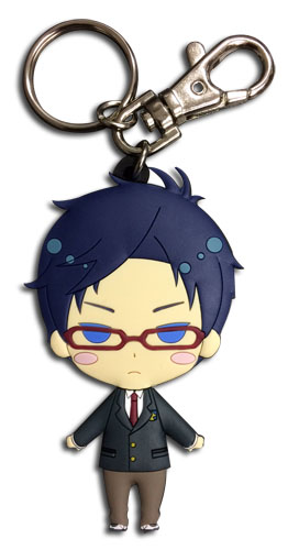 Free! - Rei Sd Pvc Keychain, an officially licensed product in our Free! Key Chains department.
