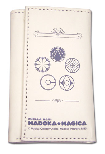 Madoka Magica Icons Keyholder Wallet, an officially licensed product in our Madoka Magica Wallet & Coin Purse department.