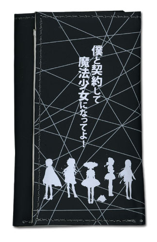 Madoka Magica Group Keyholder Wallet, an officially licensed product in our Madoka Magica Wallet & Coin Purse department.