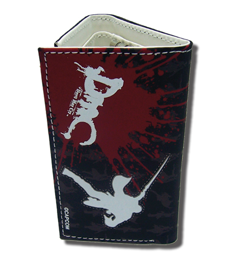 Devil May Cry Silhouette Keyholdeer Wallet, an officially licensed Devil May Cry product at B.A. Toys.