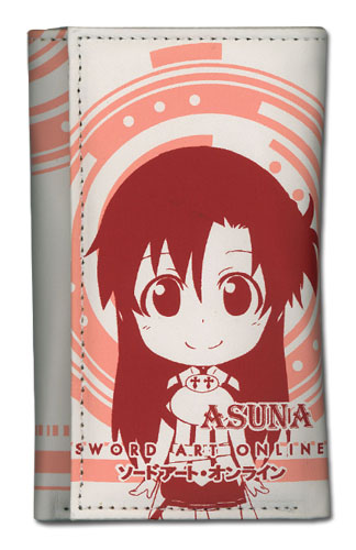 Sword Art Online Asuna Sd Keyholder Wallet, an officially licensed product in our Sword Art Online Wallet & Coin Purse department.