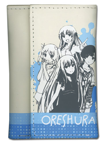 Oreshura Group Keyholder Wallet, an officially licensed product in our Oreshura Wallet & Coin Purse department.