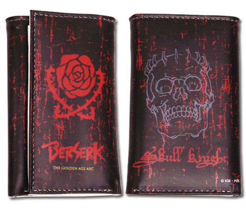 Berserk Skull Knight Keyholder Wallet, an officially licensed Berserk Wallet & Coin Purse
