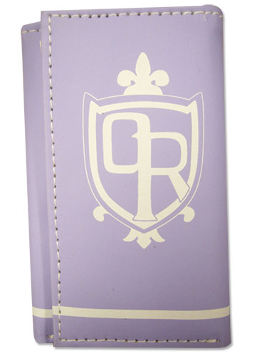 Ouran High School Host Club Or Emblem Keyholder Wallet, an officially licensed product in our Ouran High School Host Club Wallet & Coin Purse department.