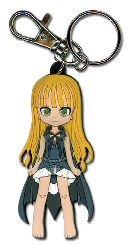 Negima Eva Pvc Key Chain, an officially licensed product in our Negima Key Chains department.