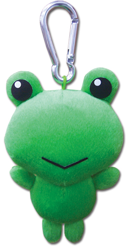 A Certain Scientific Railgun - Gekota Plush Keychain, an officially licensed product in our A Certain Scientific Railgun Key Chains department.