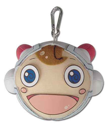 Psycho Pass - Komissa Plush Keychain, an officially licensed product in our Psycho-Pass Key Chains department.