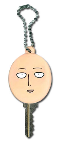 One Punch Man - Saitama Face Key Cap, an officially licensed product in our One-Punch Man Hats, Caps & Beanies department.