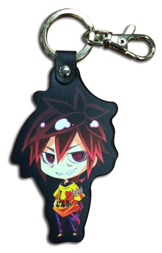 No Game No Life - Sd Sora Pu Keychain, an officially licensed product in our No Game No Life Key Chains department.