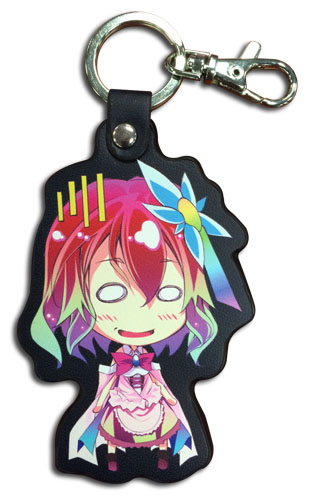 No Game No Life - Sd Steph Pu Keychain, an officially licensed product in our No Game No Life Key Chains department.