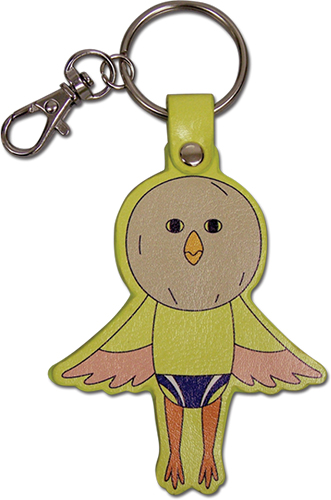 Free! - Iwatobi Pu Keychain, an officially licensed product in our Free! Key Chains department.