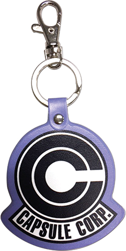Dragon Ball Z - Capcorp Pu Keychain, an officially licensed product in our Dragon Ball Z Key Chains department.