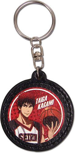 Kuroko's Basketball - Kagami Pu Keychain, an officially licensed product in our Kuroko'S Basketball Key Chains department.