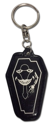 Sword Art Online - Laughing Coffin Pu Keychain, an officially licensed product in our Sword Art Online Key Chains department.