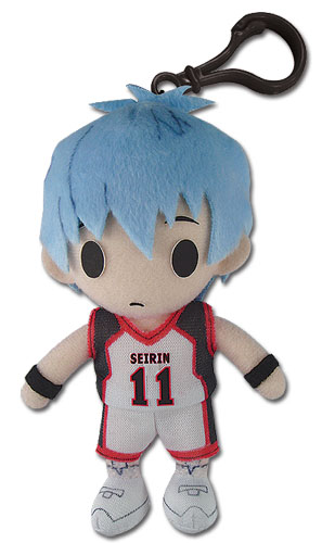 Kuroko's Basketball - Sd Kuroko Plush Keychain, an officially licensed product in our Kuroko'S Basketball Key Chains department.