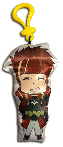Sword Art Online - Klein Plush Keychain, an officially licensed product in our Sword Art Online Key Chains department.