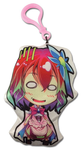 No Game No Life - Sd Steph Plush Keychain 4'', an officially licensed product in our No Game No Life Key Chains department.