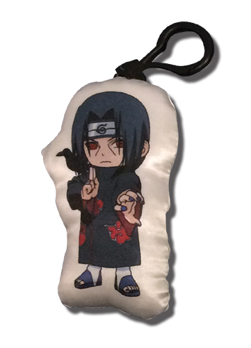 Naruto Shippuden - Itachi Plush Keychain, an officially licensed product in our Naruto Shippuden Key Chains department.