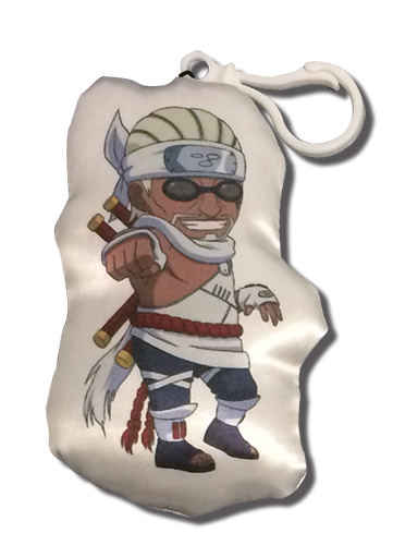Naruto Shippuden - Killer Bee Plush Keychain, an officially licensed product in our Naruto Shippuden Key Chains department.