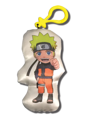 Naruto Shippuden - Naruto Plush Keychain, an officially licensed product in our Naruto Shippuden Key Chains department.