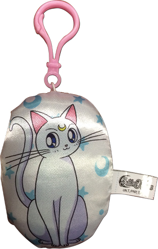 Sailor Moon R - Artemis Plush Keychain 4'', an officially licensed product in our Sailor Moon Key Chains department.