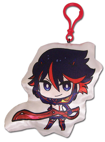 Kill La Kill - Ryuko Senketsu Sd Plush Keychain, an officially licensed product in our Kill La Kill Key Chains department.