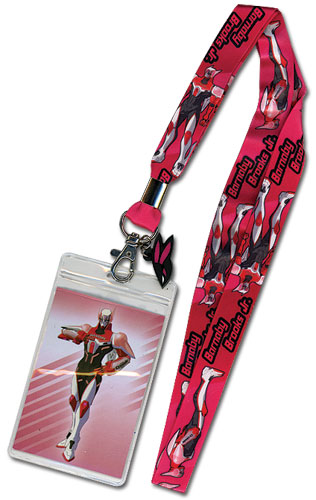 Tiger & Bunny Barnaby Brooks Jr. Lanyard, an officially licensed product in our Tiger & Bunny Lanyard department.