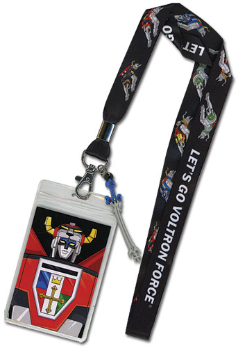 Voltron Voltron Lanyard, an officially licensed product in our Voltron Lanyard department.