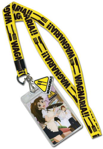 Wagnaria!! Wagnaria!! Lanyard, an officially licensed product in our Wagnaria!! Lanyard department.