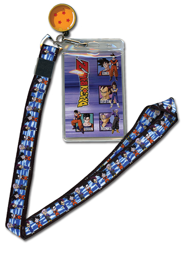Dragon Ball Z Sayajin Lanyard, an officially licensed product in our Dragon Ball Z Lanyard department.