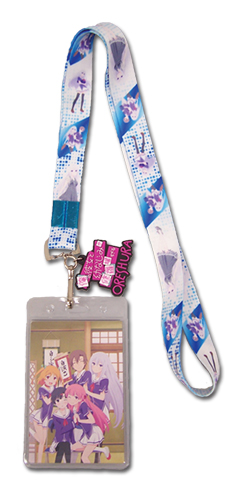 Oreshura Masczu Lanyard, an officially licensed product in our Oreshura Lanyard department.