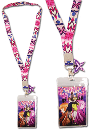 Blast Of Tempest - Magic Circle Lanyard, an officially licensed product in our Blast Of Tempest Lanyard department.