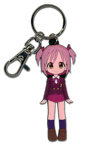 Negima Makie Pvc Key Chain, an officially licensed product in our Negima Key Chains department.