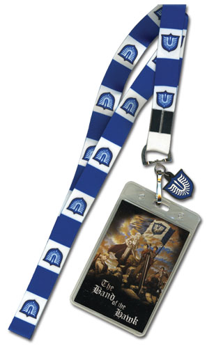 Berserk The Band Of The Hawk Lanyard, an officially licensed Berserk product at B.A. Toys.