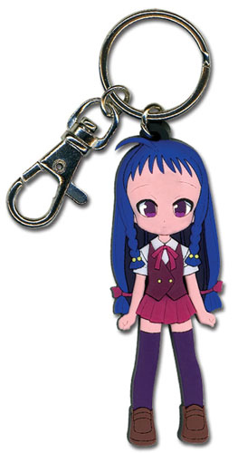Negima Yue Pvc Key Chain, an officially licensed product in our Negima Key Chains department.