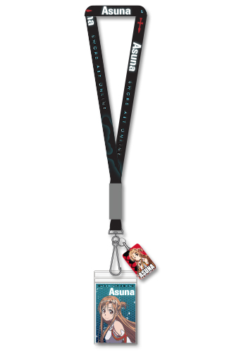 Sword Art Online - Asuna Lanyard, an officially licensed product in our Sword Art Online Lanyard department.