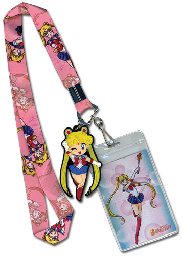 Sailor Moon - Sailor Moon Lanyard, an officially licensed product in our Sailor Moon Lanyard department.