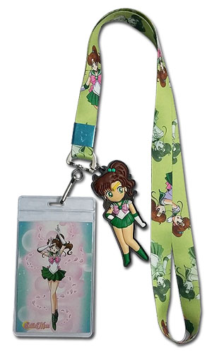 Sailor Moon - Sailor Jupiter Lanyard, an officially licensed product in our Sailor Moon Lanyard department.