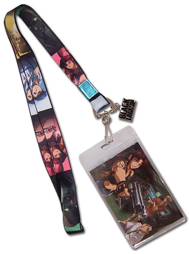 Black Lagoon - Lagoon Company Lanyard, an officially licensed product in our Black Lagoon Lanyard department.