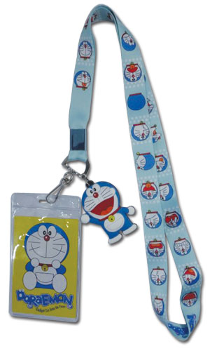 Doraemon - Doraemon Moods Lanyard, an officially licensed product in our Doraemon Lanyard department.