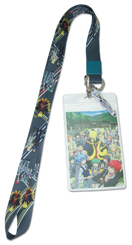 Assassination Classroom - Lanyard, an officially licensed product in our Assassination Classroom Lanyard department.