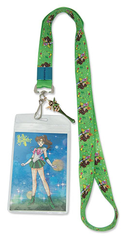 Sailor Moon R - Sailor Jupiter Lanyard, an officially licensed product in our Sailor Moon Lanyard department.