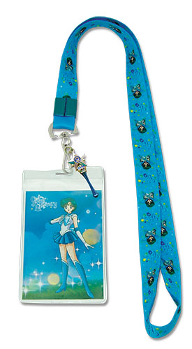Sailor Moon R - Sailor Mercury Lanyard, an officially licensed product in our Sailor Moon Lanyard department.